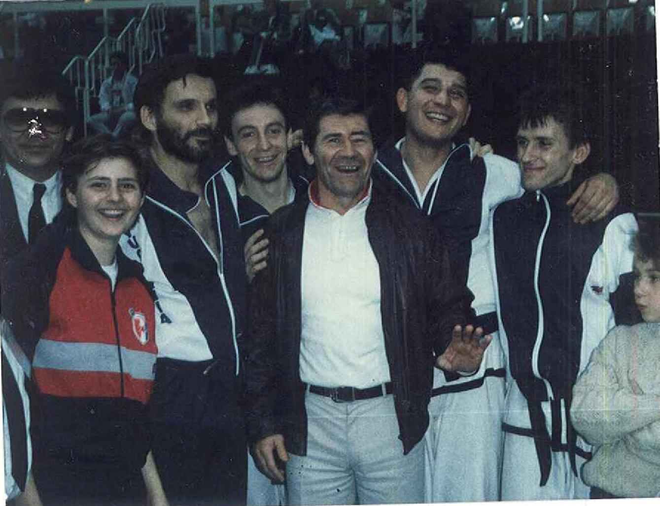 Nacionalni tim 1984.