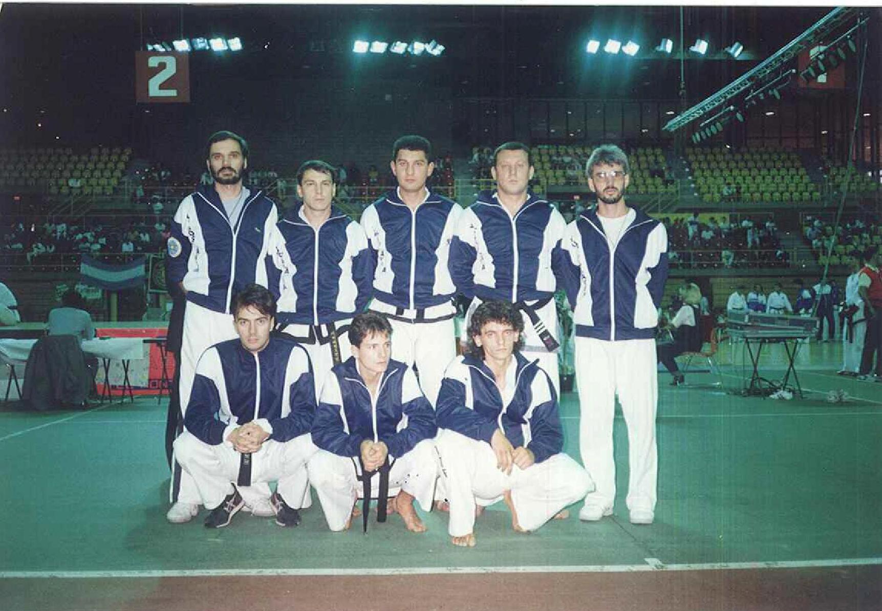 Nacionalni tim 1986.