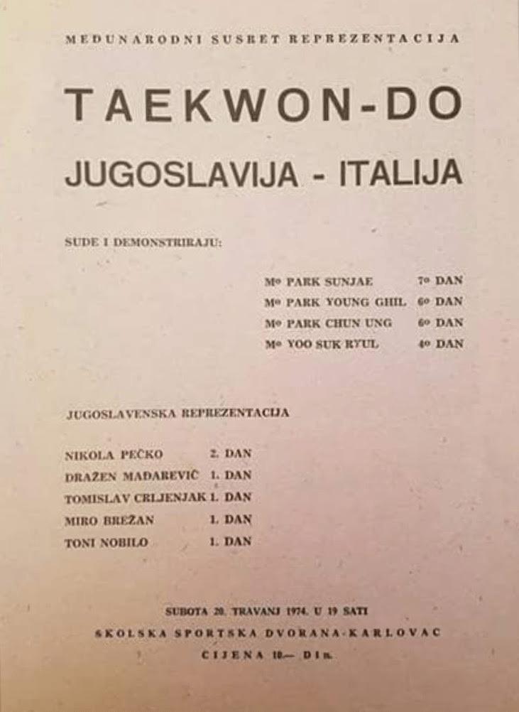 Jugoslavija – Italija