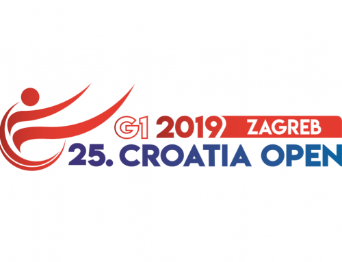 25.Zagreb-Croatia open G1 – results Sunday