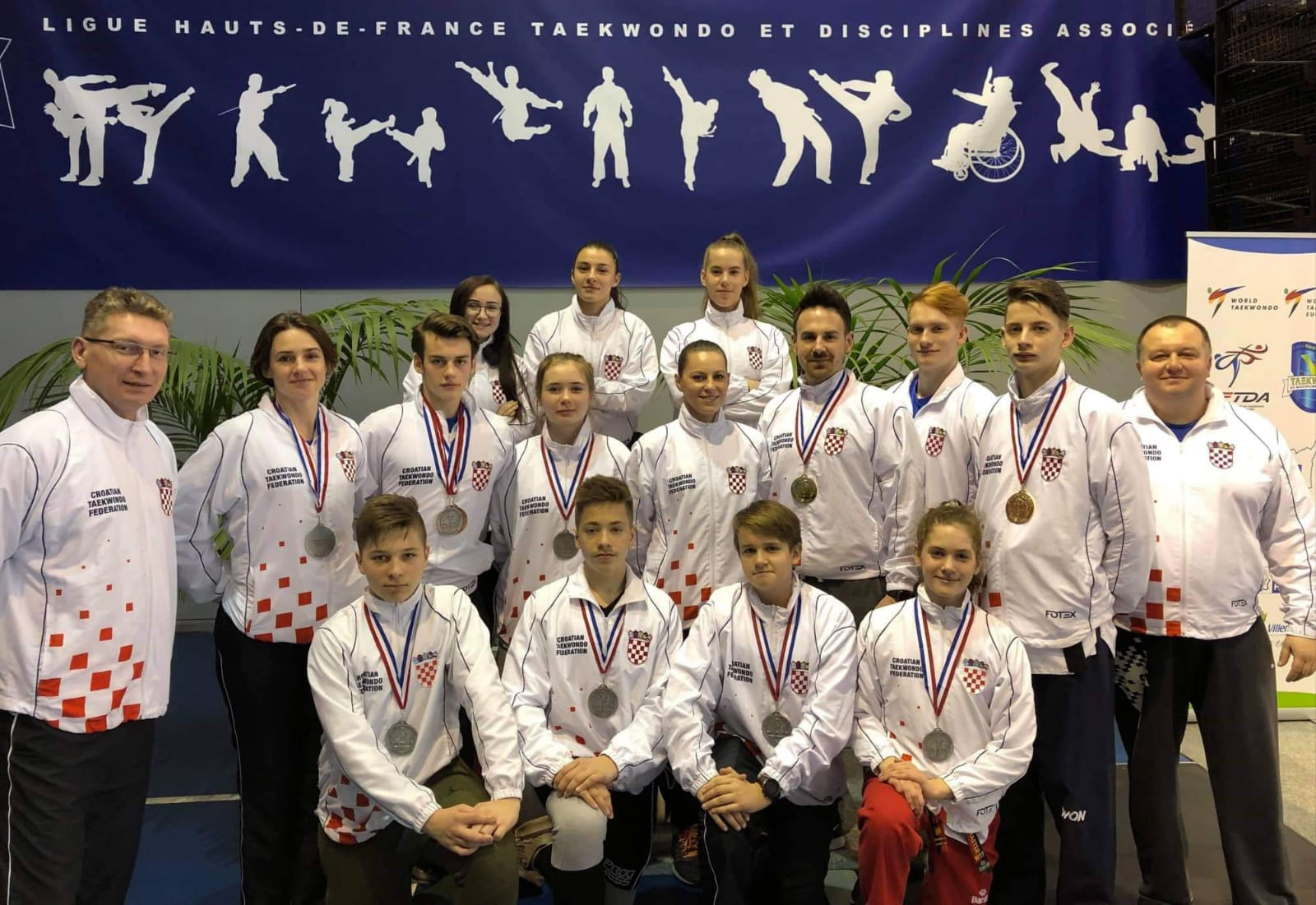 French poomsae open G1 – drugi dan