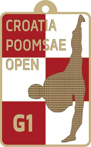 Croatia open poomsae G1 – Draw lots